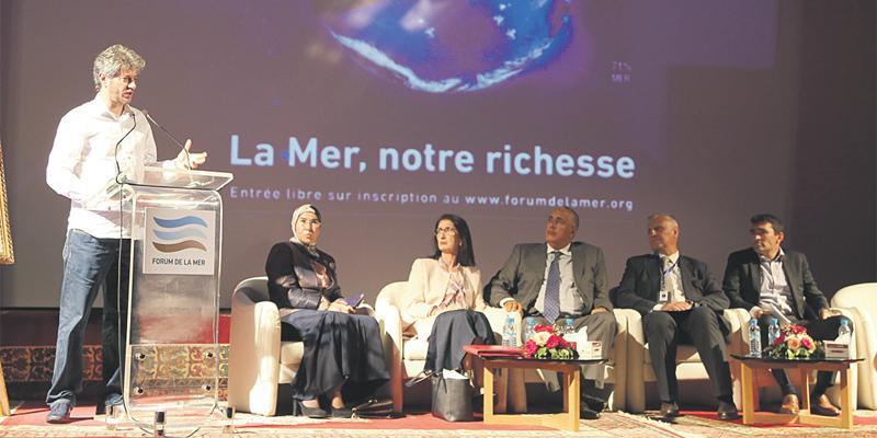 Forum de la mer: L'économie bleue, le nouveau challenge