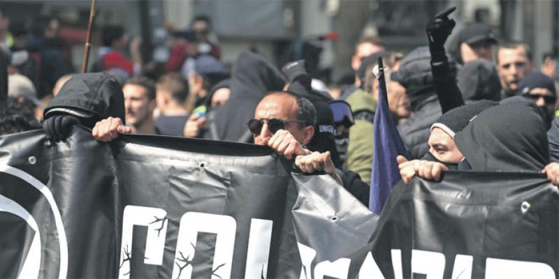 France: Un 1er mai confisqué