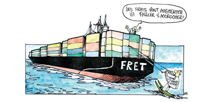 Fret maritime: La surcharge qui fâche