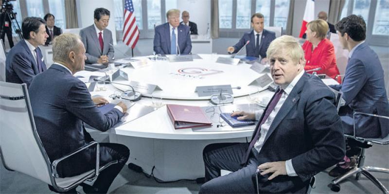 G7: Trump arrivera-t-il à rassurer ses alliés?