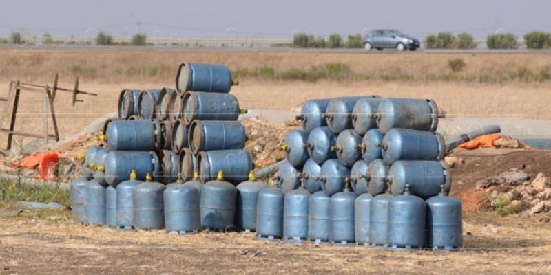 Le gaz butane pourrait plomber le budget