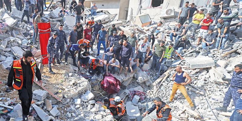 Proche-Orient: Les chars à Gaza, l'ONU en réunions