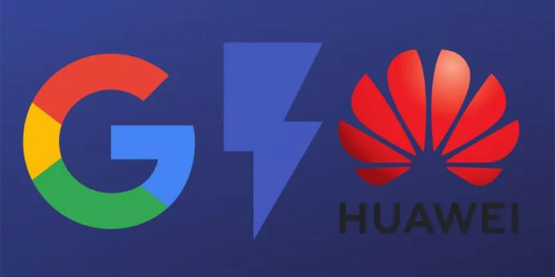 Google assène un coup dur à Huawei