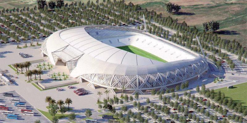 Rififi autour du Grand Stade de Tétouan