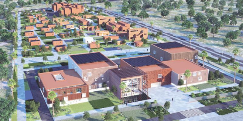Green & smart building park: Le projet opérationnel en septembre