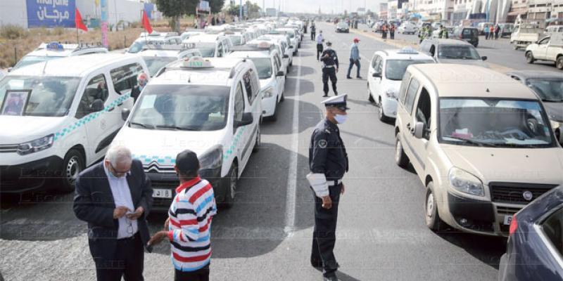 Casablanca: L'anarchie règne, les prix flambent… les taximen en colère!