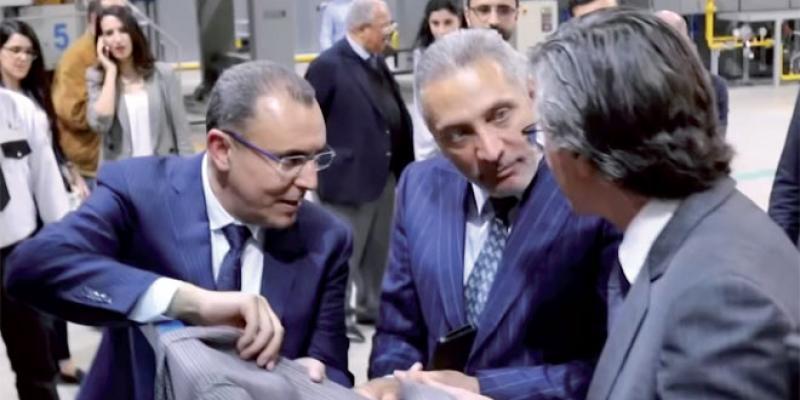 Le Groupe Vita Couture-Diprints s'implante à Tanger