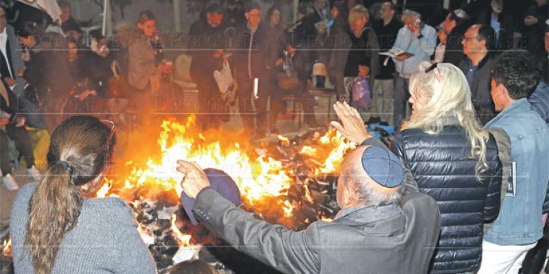 Hiloula/Pèlerinage: Des milliers de Juifs Marocains à Ouazzane