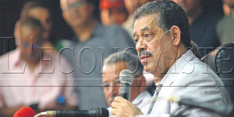 Istiqlal: Chabat veut rassurer ses troupes