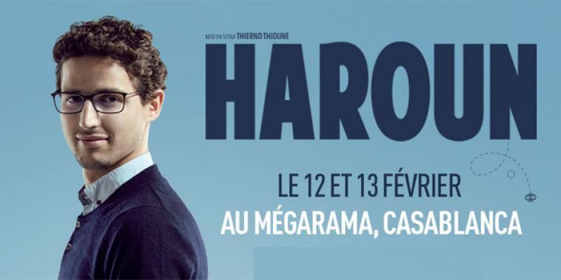 Haroun en tournée