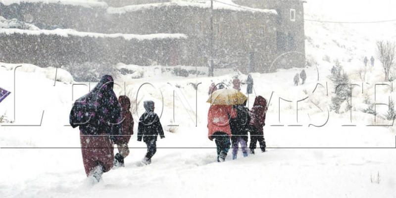 Haut Atlas central: Scènes de survie chez les habitants d'Ait Bougmez