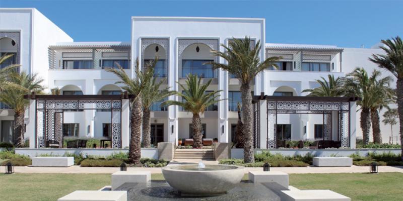 Tanger: Le Hilton Houara reçoit ses premiers clients