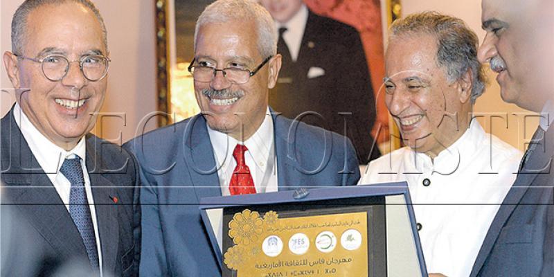 Festival amazigh:Un hommage appuyé à Mohamed Kabbaj