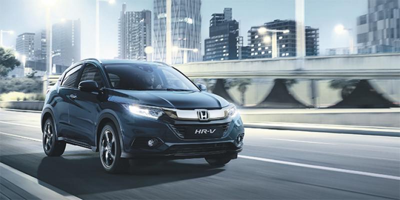Honda offre une seconde jeunesse au HR-V