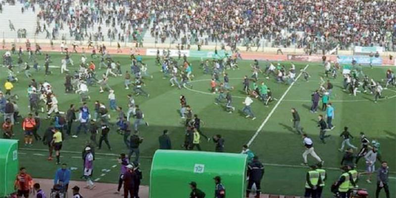 Oriental: Le hooliganisme est de retour