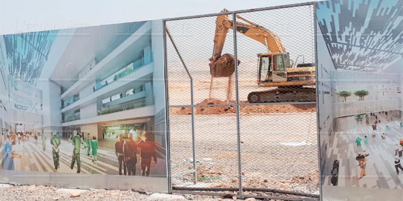 L'Hôpital Hassan II se transforme en CHU