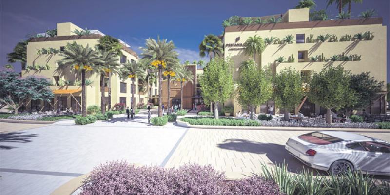 Cristiano Ronaldo s'offre un hôtel à Marrakech