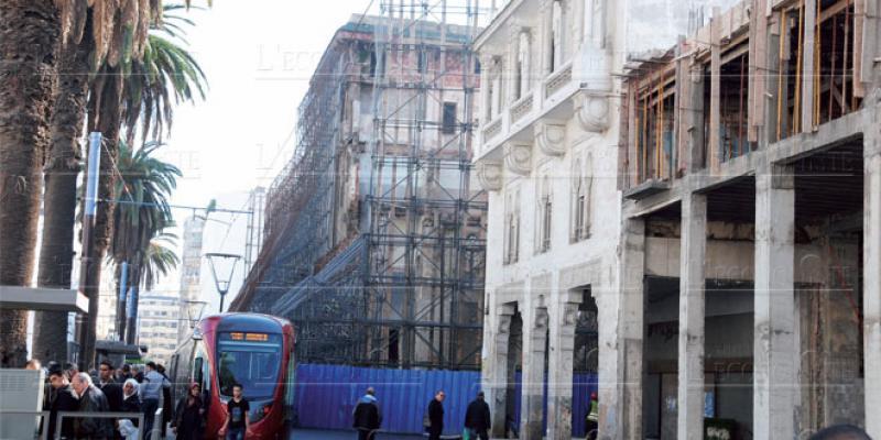 Hôtel Lincoln: Les honteuses ruines de Casablanca