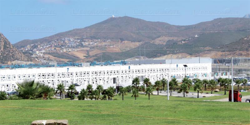 TangerMed: Un hôtel pour compléter l'offre