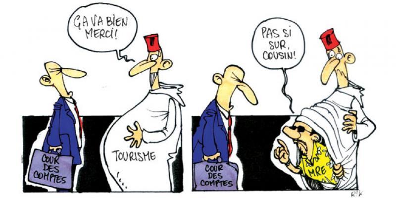 Exclusif - Tourisme/hôtellerie: 10 millions de nuitées perdues en 15 ans!