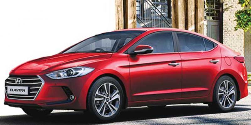 Hyundai Elantra rehausse les standards