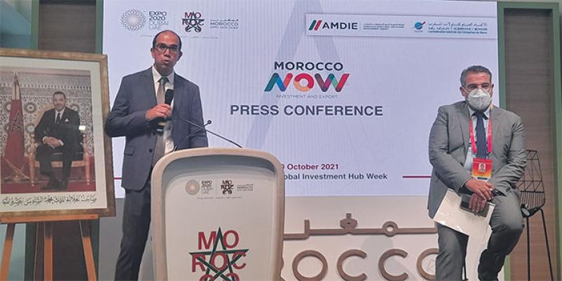 Le Maroc s'offre une nouvelle identité révélée à Dubaï