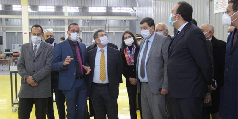 Energies renouvelables: Ouarzazate se dote d'un Institut