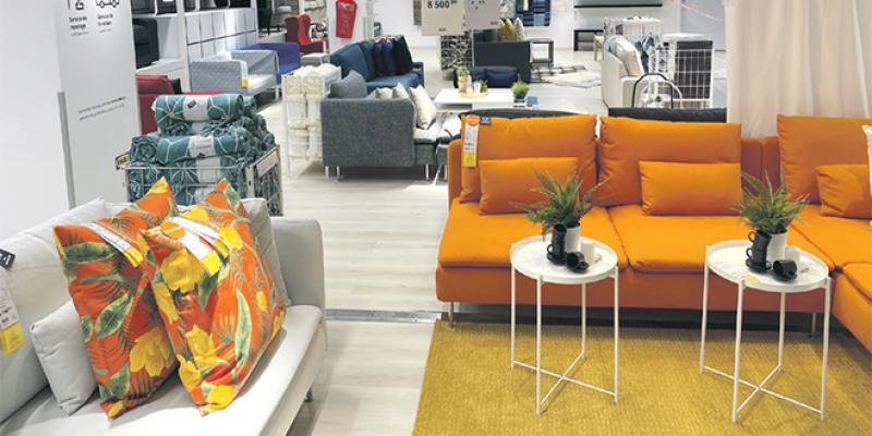 2e Ikea store à Casablanca