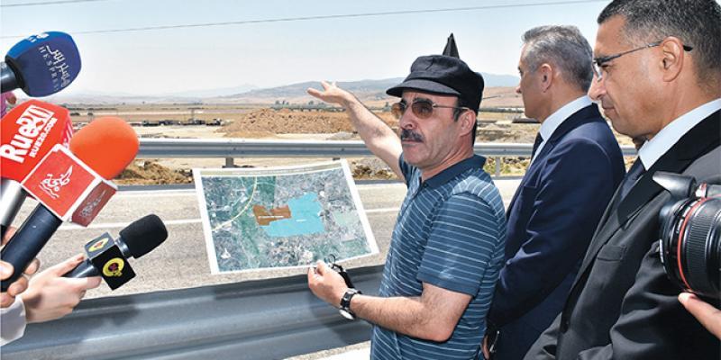 Tanger Tech: Le chantier en cours
