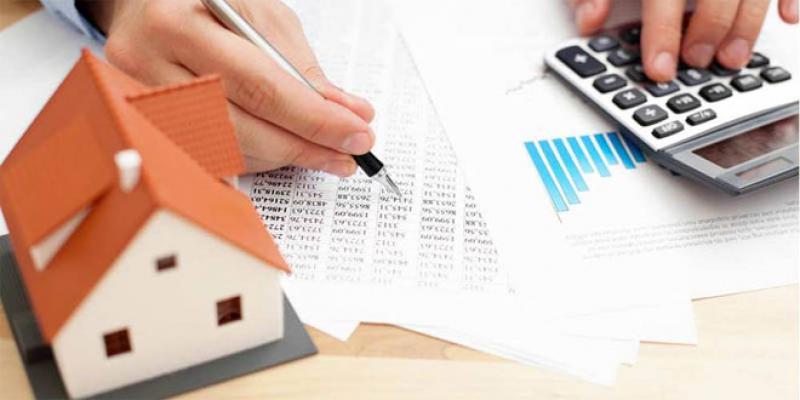 Immobilier: A qui profite la baisse des taux?