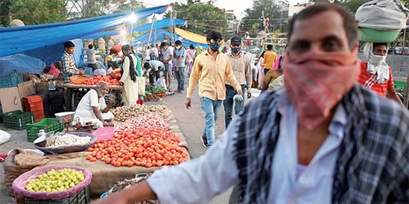 Inde: Delhi assouplit ses mesures de confinement!
