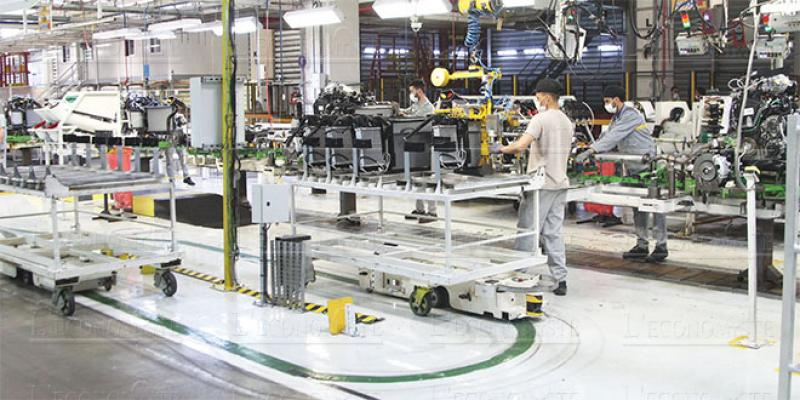 Relance industrielle: Elalamy fait le point