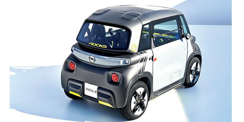 Industrie automobile: L'usine Stellantis Kénitra produira Opel Rocks-e