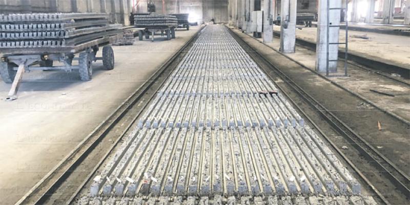 Industrie de béton: Sadet restructure son outil de production