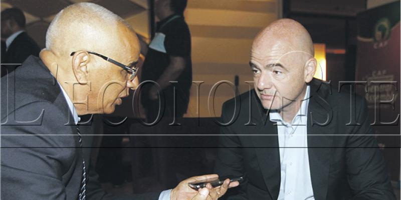 Gianni Infantino: «Le football en Afrique, une passion à structurer et à professionnaliser»