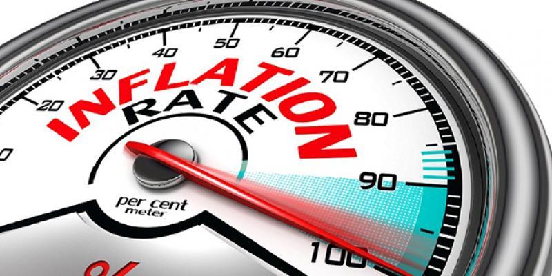 L'inflation en légère hausse