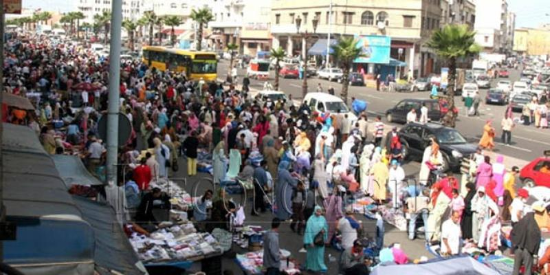 Nord : 32 millions de DH pour structurer le commerce informel
