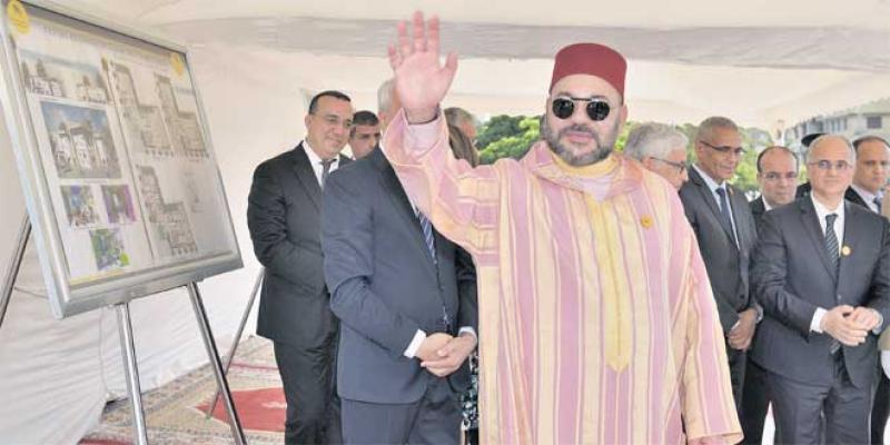 De nouvelles infrastructures sociales à Rabat