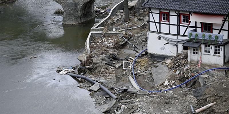 Changement climatique: Un été marqué par une série de catastrophes naturelles