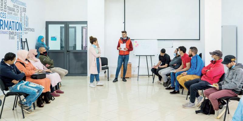 Insertion professionnelle: L'Heure Joyeuse forme à l'emploi les jeunes de Nouaceur