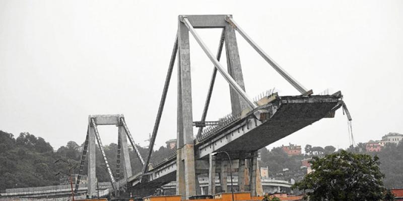 Italie: Au moins 22 morts dans l'effondrement d'un viaduc