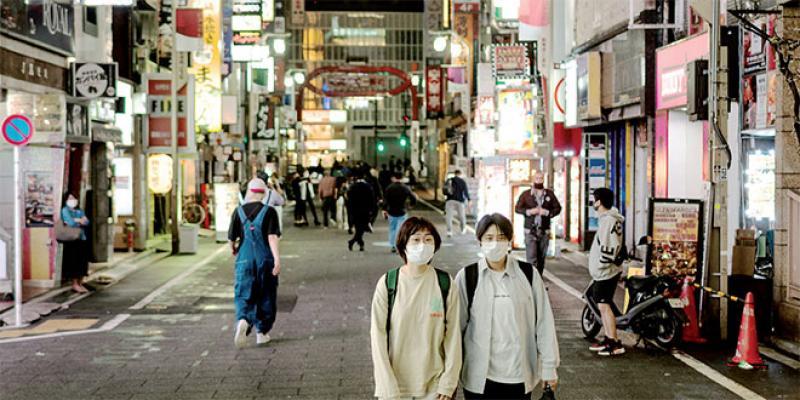 Japon: L'état d'urgence prolongé jusqu'au 20 juin, soit un mois avant les JO de Tokyo!