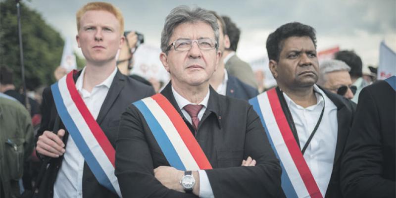 Mélenchon: «Il ne faut surtout pas appliquer la politique française…»