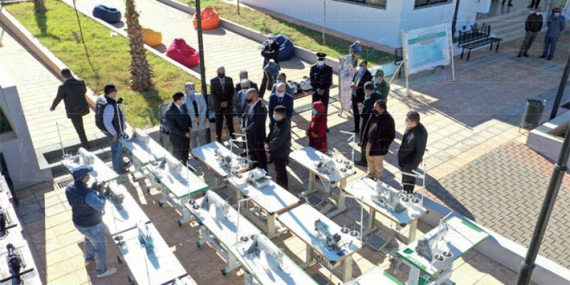 Santé/Enseignement/Emploi: Jerada renforce ses infrastructures