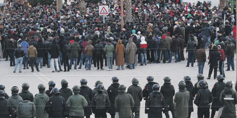Jerada: Les outsiders veulent garder le «contrôle»
