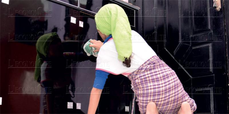Travail domestique: Un contrat obligatoire dès ce mardi