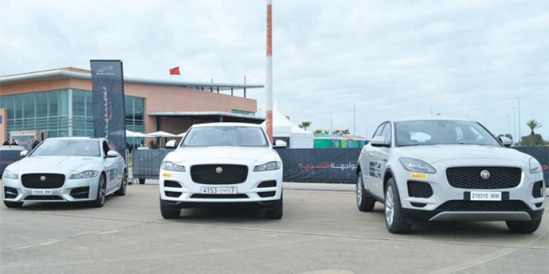 Automobile: La JLR Experience de retour!