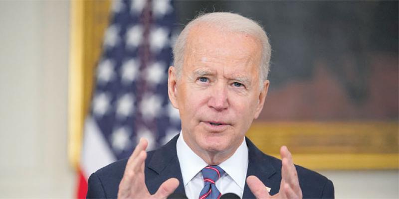 USA: Joe Biden croit dur comme fer à son plan d'investissements