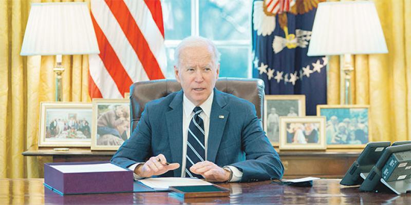 Que retenir des 100 premiers jours de Joe Biden?