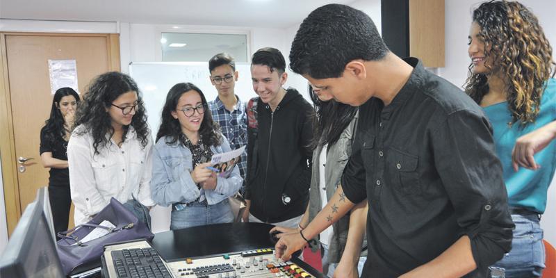 Ecole supérieure de journalisme et de communication: Les premières JPO cartonnent